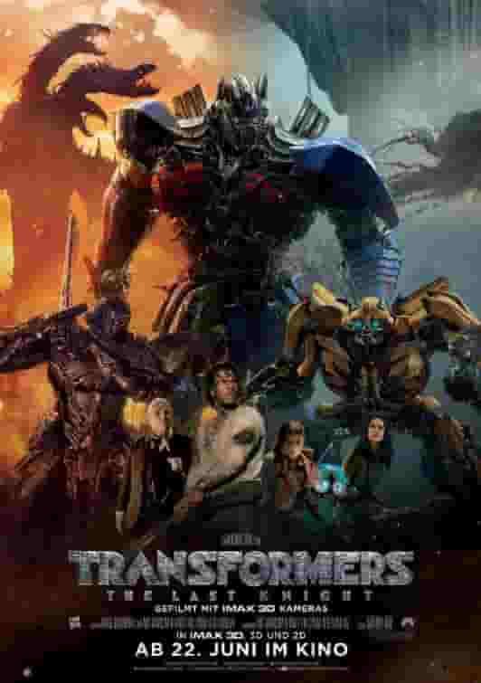 دانلود فیلم Transformers: The Last Knight 2017 با لینک مستقیم و زیرنویس فارسی