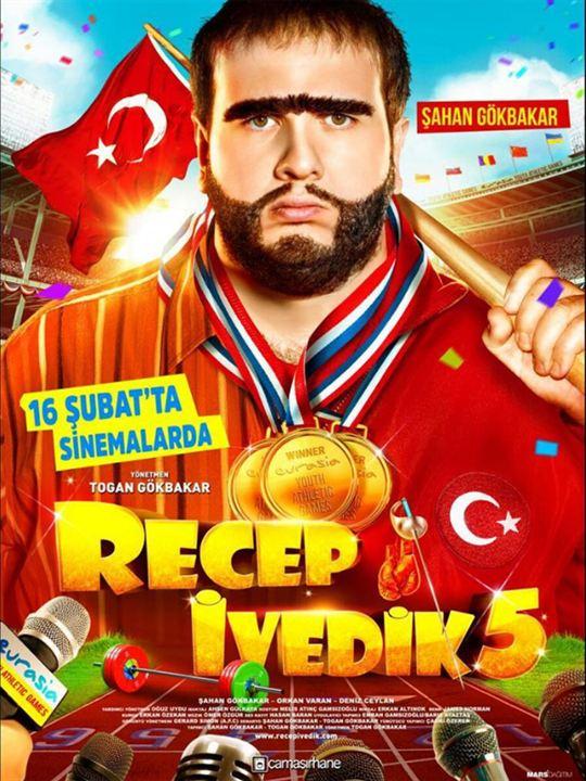 دانلود فیلم Recep Ivedik 5 2017 با لینک مستقیم و زیرنویس فارسی