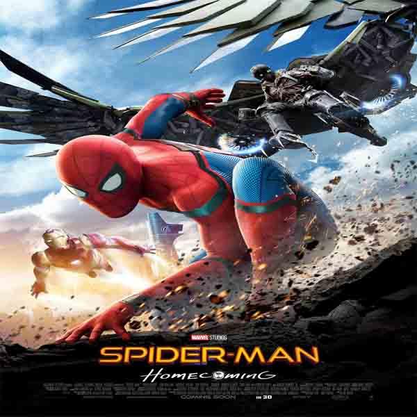 دانلود فیلم Spider-Man Homecoming 2017 با لینک مستقیم و زیرنویس فارسی