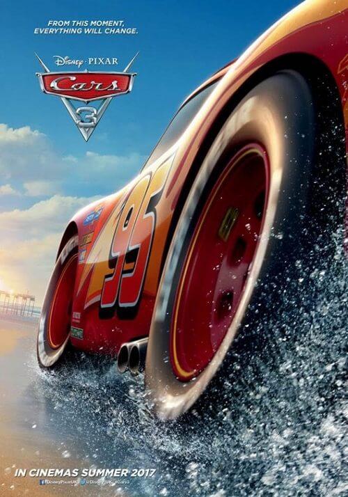 دانلود فیلم Cars 3 2017 با لینک مستقیم و زیرنویس فارسی